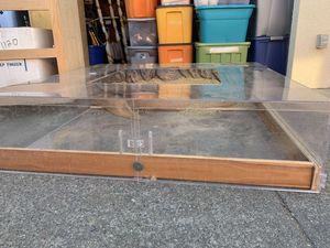 Plexi glass enclosure for Sale in Orangevale, CA