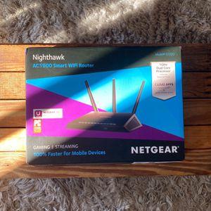 NETGEAR Nighthawk AC1900 Smart WiFi Router – Dual Band Gigabit for Sale in Carlsbad, CA