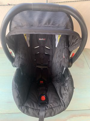 Britax car seat for Sale in Denver, CO