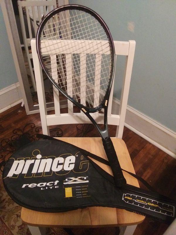 Prince vintage tennis rackets