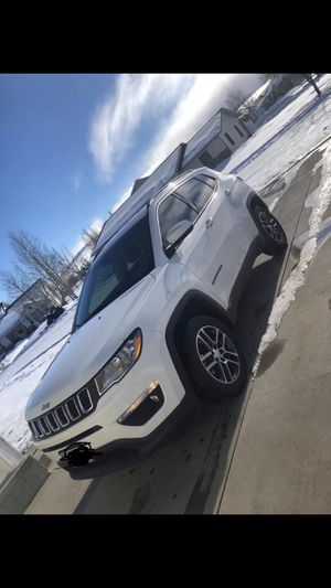 2017 Jeep Compass (Latitude) for Sale in SWEETWATR STA, WY