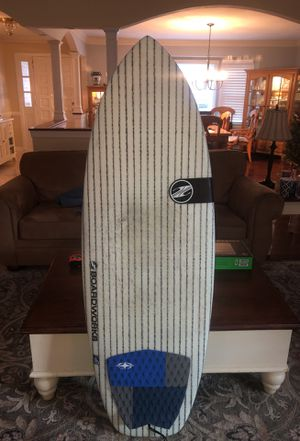 5'2 flying pig surfboard for Sale in Virginia Beach, VA