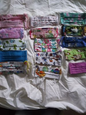 Hand made Face masks for Sale in Dupo, IL