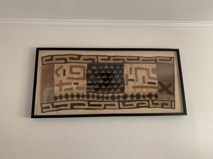 Handwoven mudcloth for Sale in Redwood City, CA