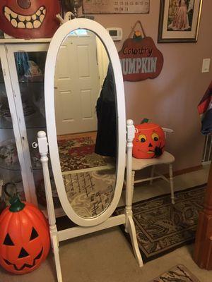 Wood mirror for Sale in Granite Falls, WA