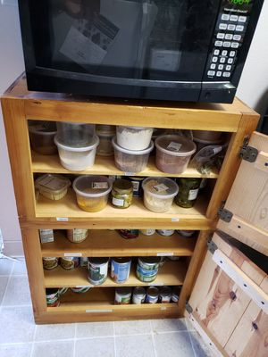 Wood Storage/ Cupboard/ Shelve for Sale in Beaverton, OR