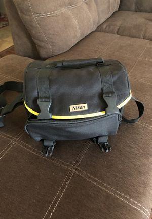 Nikon DSLR camera bag for Sale in Hemet, CA