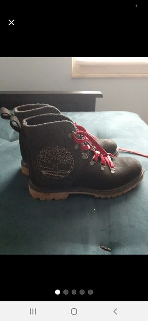Timberland boots 8 for Sale in Mount Healthy, OH