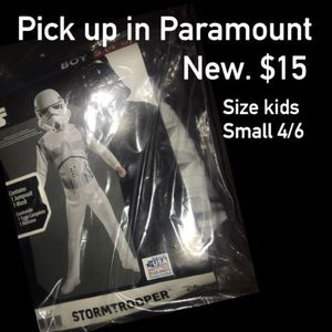Stormtrooper white costume for Sale in Paramount, CA