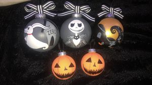 Nightmare before christmas Ornaments for Sale in La Verne, CA