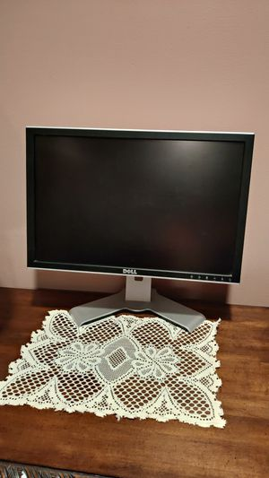 Dell computer monitor for Sale in Royal Palm Beach, FL