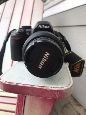 Nikon D3100 with camera backpack for Sale in Golden, CO