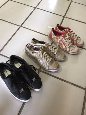 Michael Kors and Coach shoes for Sale in Hollywood, FL