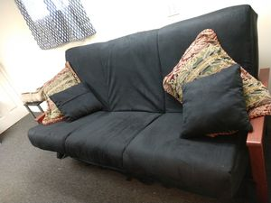 New Queen Size Futon w/ Inner Spring Mattress for Sale in Baltimore, MD