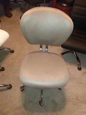 Brand New cream office chair for Sale in Jonesboro, GA