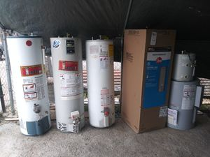 Water heaters BOYLERS good condition for Sale in Pomona, CA