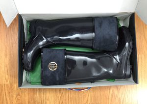 Women's Navy Blue Tommy Hilfiger Rain Boots for Sale in Duluth, GA