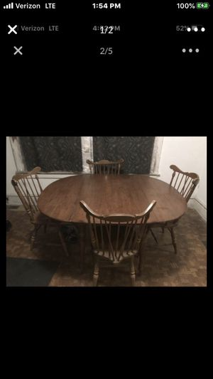 Kitchen table for refinishing project for Sale in Columbus, OH