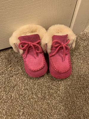 Pink Ugg Boots USA size 2/3 for Sale in Lakeside, CA