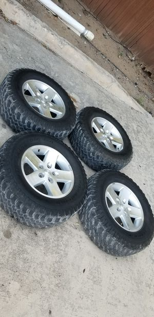 Jeep Wrangler Cherokee Wheels & Tires for Sale in Arlington, TX