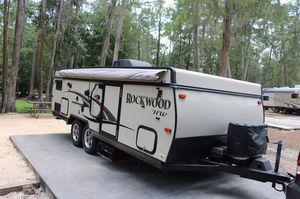 2014 Rockwood hw pop up camper 296 popup camper for Sale in Miami, FL