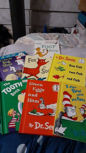 DR. SUESS BOOKS LOT OF 7 GREAT BOOKS..... for Sale in Ormond Beach, FL