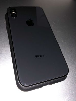TWO unlocked iPhoneX space grey $350 each for Sale in Fresno, CA