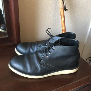 Red Wing Boots Work Chukka Black Size 13D for Sale in Chino Hills, CA