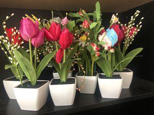 Fake flowers JOANNES for Sale in Phoenix, AZ