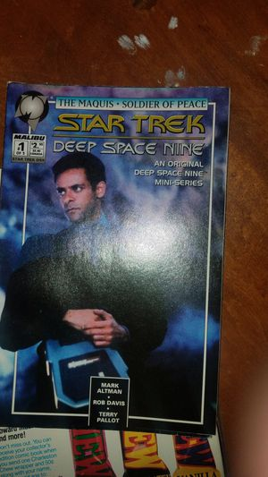Star Trek Comicbook for Sale in El Mirage, AZ