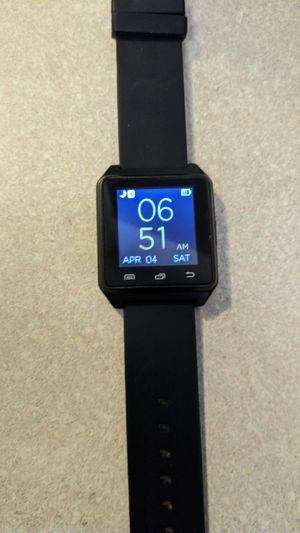 Authentic Q7 Smart Watch. Good Condition. for Sale in Davenport, FL