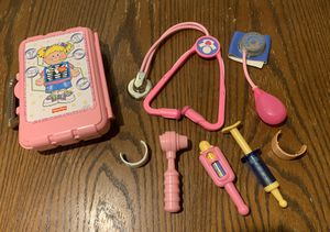 Fisher Price medical Kit for Sale in Wadsworth, OH