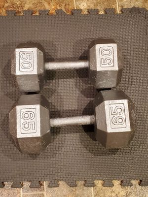 Dumbells Free Weights Free Weights for Sale in Steilacoom, WA