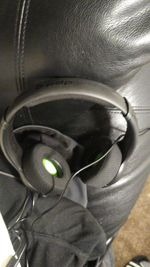 PDP GAMING HEADPHONES for Sale in Vancouver, WA