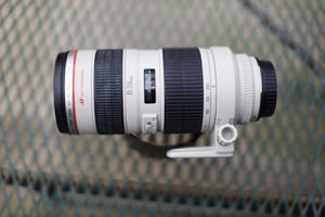 Canon 70-200mm F2.8L Lens for Sale in Dallas, TX
