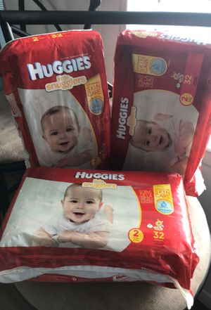 HUGGIES SIZE 2 for Sale in Dallas, TX
