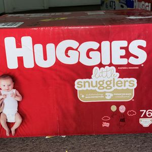 Huggies Diapers for Sale in Adelanto, CA