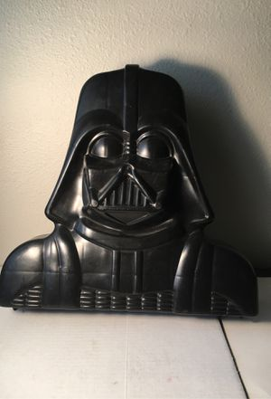Darth Vader action figure carrying case for Sale in Tempe, AZ