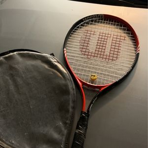 Wilson Roger Frederer Tennis Racket for Sale in Phoenix, AZ