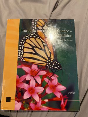 Introduction to plant science revised edition 2007 for Sale in Coachella, CA