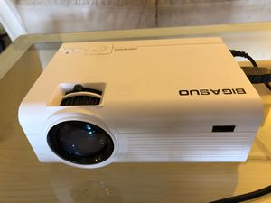 BIGASUO Projector Barely Used! for Sale in Tempe, AZ