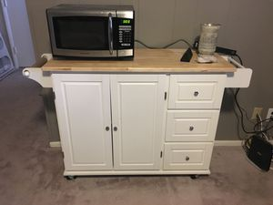 Expandable kitchen cart for Sale in Falls Church, VA