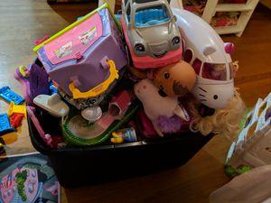 Girl toys for Sale in Oshkosh, WI