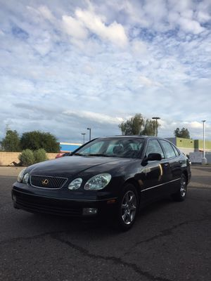 2004 Lexus Gs300 Clean title No issues for Sale in Tucson, AZ