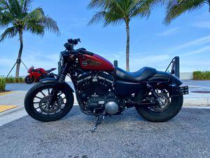 2015 Harley Davidson Sportster XL883N 🚥 will trade for Jetski for Sale in Miami, FL