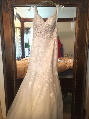 Beautiful Mermaid Wedding Dress for Sale in Lake Stevens, WA