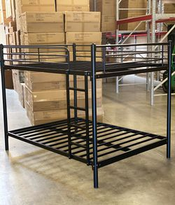 New!! Full over full bunkbed, full bunkbed, full bunk bed, bedroom furniture for Sale in Phoenix,  AZ