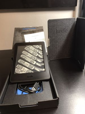 Kindle Paperwhite (7th Gen) for Sale in Stickney, IL