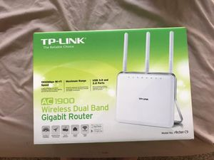 Wireless dual band router for Sale in Denver, CO