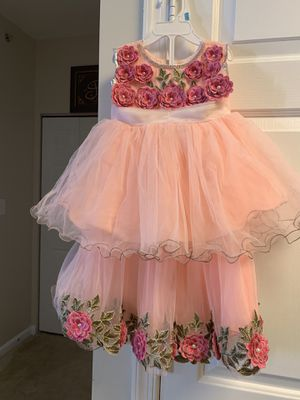 Beautiful baby girl dress for Sale in Centreville, VA